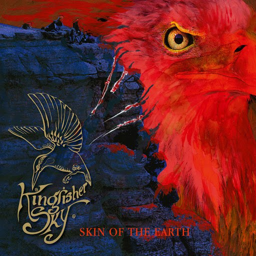 Kingfisher Sky альбом Skin of the Earth