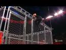 WWE 16.10.2017 Легенда вернулась. Возвращение Кейна! Бой Брауна Строумана с Романом Рейнсом