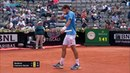 Pablo Carreno Busta out of this world backhand Rome 2018
