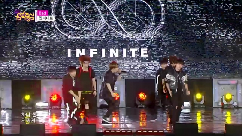 【TVPP】 Infinite - Bad, 인피니트 - 배드 @ Show Music Core Live in Ulsan_HD.mp4