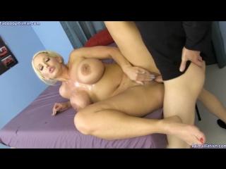Alura jensen - cumming on moms tits [incest, milf, mature, big tits, mom, mother, son, taboo, handjob, cumshot, sex, porn]