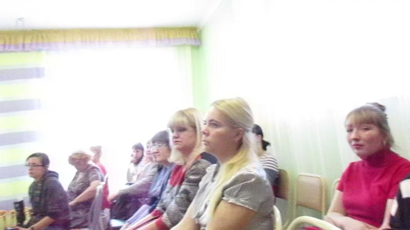 MVI 1549Мастер класс Русский сувенир в 95 детском саду г Омска