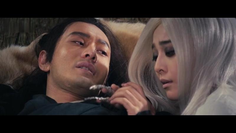 Фильм Беловолосая ведьма Лунного королевства (The White Haired Witch of Lunar Kingdom ) 2014