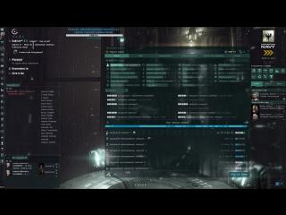 [RU] EVE Online Фракционные Войны #037 Свипуль на миссиях