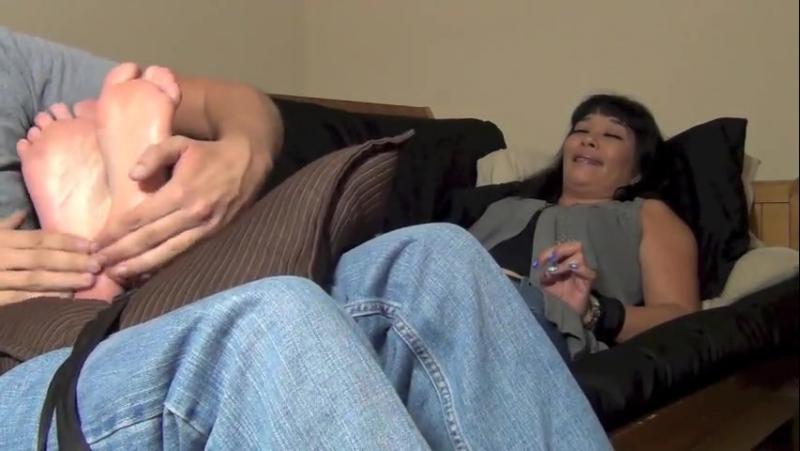 Purresss Feet Gets Tickled Part 4