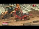 Реконструкция стадиона Динамо готовы трибуны, беговые дорожки и навес