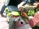 Kawasaki ZX 6 r отсечка