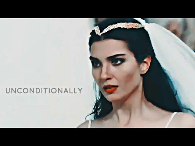 Kıvanç tuba ✘ unconditionally (AU)