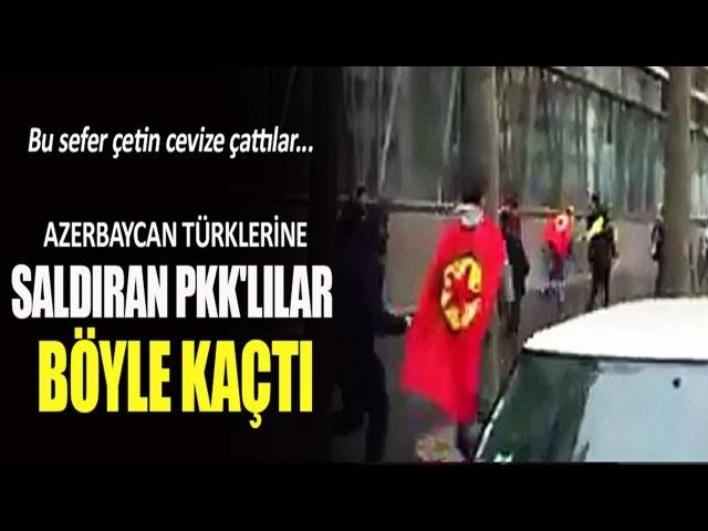 Azerbaycan TÜRKLERİNİN PKKlılara Yaptığı İki MUAZZAM Hareket