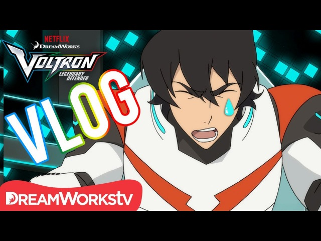 Voltron Vlogs: Keith | DREAMWORKS VOLTRON LEGENDARY DEFENDER