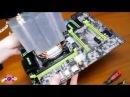 Xeon E5-2680 V2 Huanan 2.49 LGA 2011. Сборка и тесты. XMR и FCPX