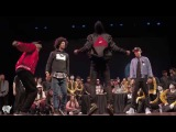 LES TWINS, KING CHARLES and PRINCE JRON, Exhibition Battle City Dance Onstage 2017