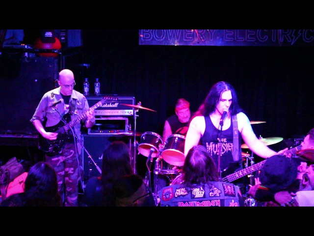 CARNIVORE A.D. Live @ Bowery Electric 10-31-17 '' Male Supremacy ''