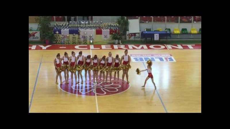 Grand National Twirling 2016 - Petite pompon Junior - St Max System St Maximin
