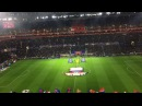 OL PSG Ligue 1 17 18 Ambiance avant match Tifos