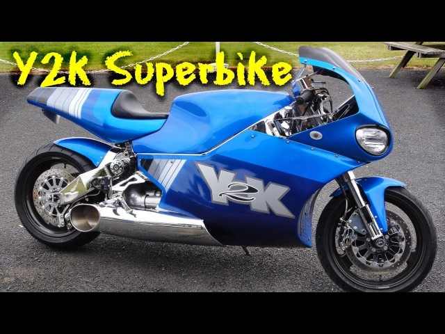 Y2K Superbike - Газотурбинный гипербайк