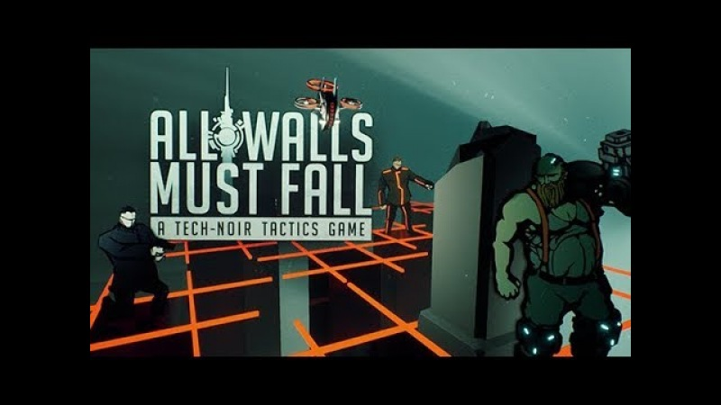 All Walls Must Fall - Coming Out Trailer