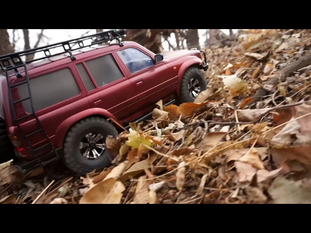 RCModelex MEX | Toyota Land Cruiser 80 (LC80) | Off-Road Trail in Ohpyung