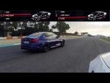 BMW M5 F90: M xDrive 4WD Sport vs 2WD