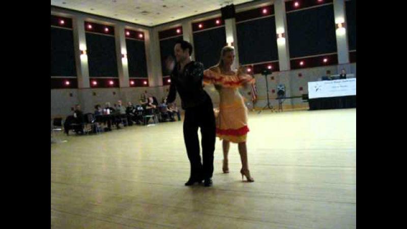 Day of Dance Professional Performance ChaCha - Daniella Karagach and Pasha Pashkov