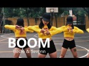 Tiësto Sevenn - BOOM | Choreography Jane Kim | Dance cover by DoubleL