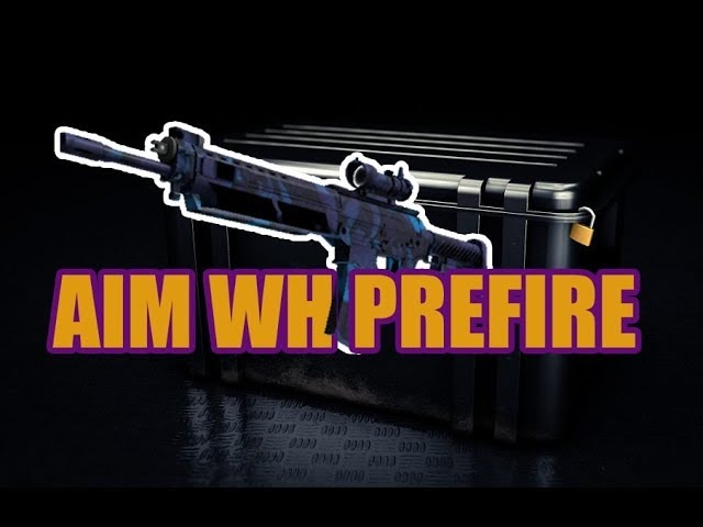 Sasha Spray - AIM, WH, PREFIRE новый кейс Решающий момент CS:GO