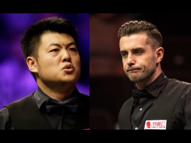 Mark Selby vs Liang Wenbo ᴴᴰ Romanian Masters 2018