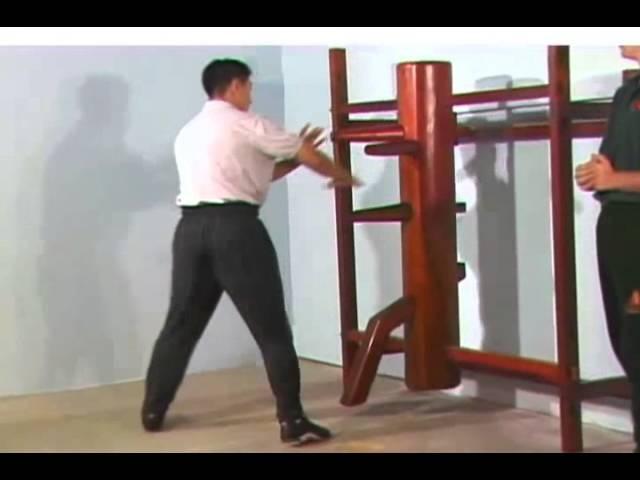 叶问宗师一脉 咏春拳体系教学06 PART1 Wooden Dummy