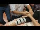 Анатомия и биомеханика стопы. Ортопедический массаж. ч.1