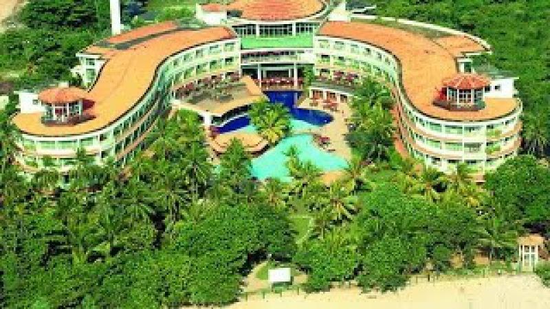 Лучшие отели Шри Ланки: 4 звезды: Уютные голубые лагуны и теплый Индийский океан