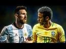 Lionel Messi vs Neymar Jr 2018 - From Friends to Enemies - Mega Skills Goals | HD