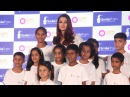 Aishwarya Rai Bachchan Celebrates Smile Train India's 500,000 Free Cleft Surgeries