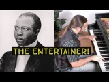 The Entertainer by Scott Joplin Cory Hall, pianist-composer
