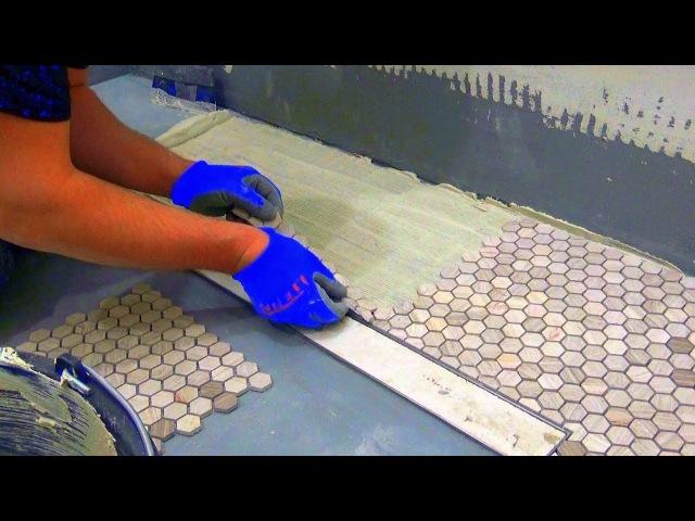 Сложности при укладке дорогой плитки в ванной Покупать ли дорогую плитку