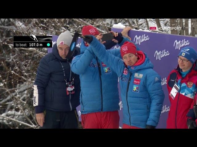 Прыжки на лыжах с трамплина / Кубок Мира 2017-18 / Лиллехаммер (Норвегия) HS 140 / Квалификация