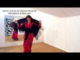 Bedouin Dance online choreo by Karina Chistova for stage