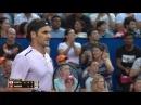 Roger Federer v Yuichi Sugita highlights RR Mastercard Hopman Cup 2018