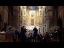 Joachim Johow Parpar Project 01 violin Salvatore Petrotto ,Concert Duomo di Monreale 29/12/2014