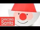 Fun Crafts for Kids Make Dancing Santa Claus CraftiKids 11