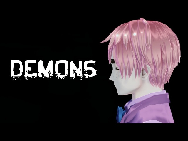 【MMD   TOP8 My Favourite 2P! OTP】Demons