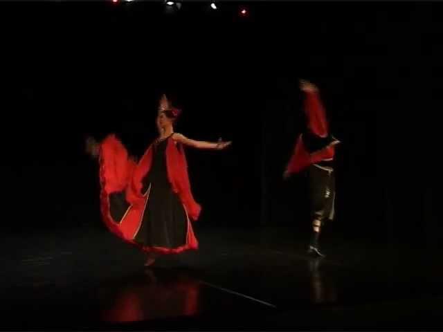 Panaderas - balet Raymonda - Svetlana Gaida's Kraków Centre Balet Theatre