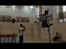 MONSTER Volleyball 3-rd Meter Spikes (HD) 4