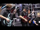 500 Miles High Bunny Brunel and Frank Gambale NAMM 2011