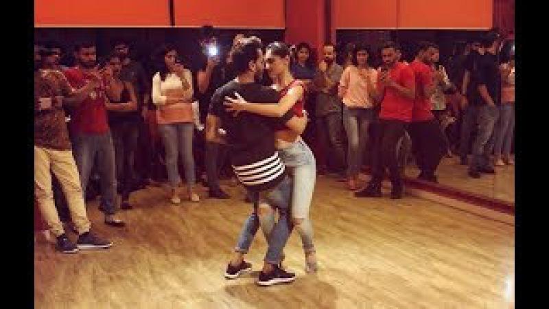 Cornel and Rithika Bachata Sensual Kiss me Lola Jane Bachata remix