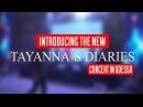TAYANNA — Tayanna`s Diaries | Trip to Odessa [Eurovision Ukraine 2018]
