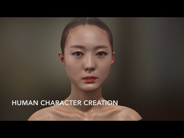 Facial 3D Scanning (FACS) 2016
