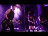 THE BIRTHDAY MASSACRE - KILL THE LIGHTS 12.10.2017 Potsdam Female Metal Voices Tour