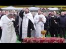 В Севастополе по традиции освятили Чернореченское водохранилище