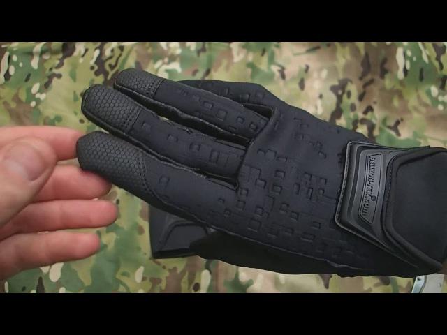 Обзор - Тактические защитные перчатки Helikon Tex UTL gloves