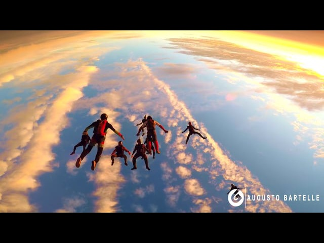 Halloween Boogie Skydive Taft Official Video